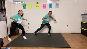 COMMIT DANCE FITNESS: Siblings Edition
