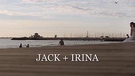 Irina & Jack Featurette Film