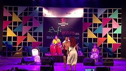 Folk group from Brazil - Music festival in Kolkata