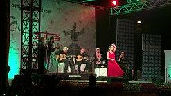 Taste of Flamenco in Kolkata Peace Music Festival