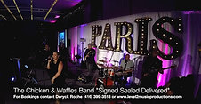 Chicken  Waffles Band - Four Seasons Hotel Toronto Gig - For All Your Events (Soul Vibes) Part 8