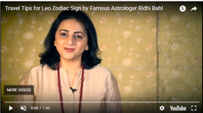 Ridhi Bahl Leo Travel Prediction 2018