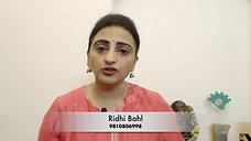 Karwachauth 2018 Tips by Ridhi Bahl