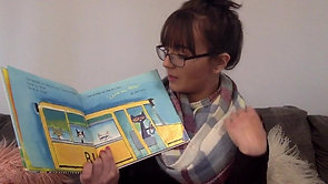 Pete The Cat! Story & Song With Ms. Jaden