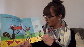 Pete The Cat & The New Guy Story With Ms. Jaden