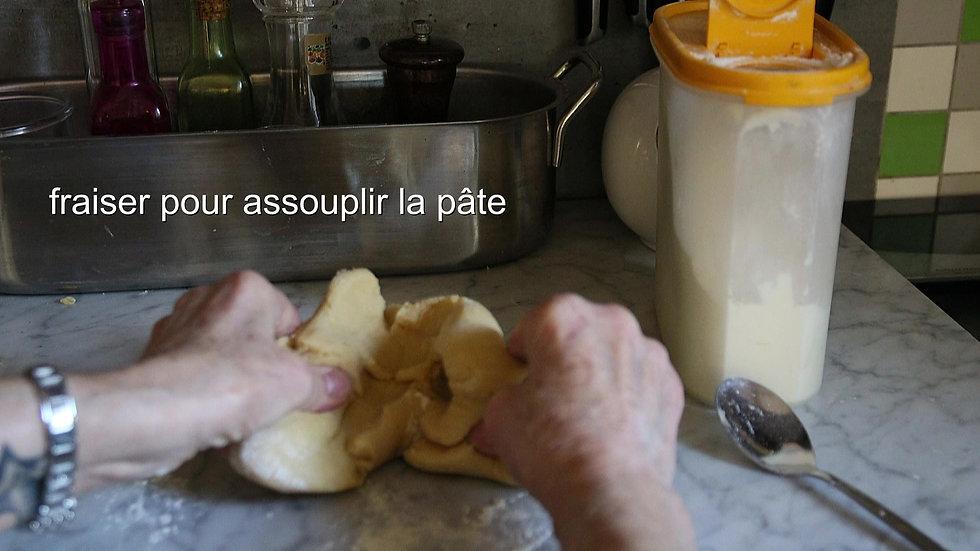 Jacqueline recette des sablés