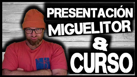 Presentación Miguel Marina & Curso