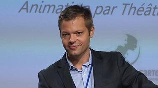 LE DEVELOPPEMENT - Pierre Marcenac, ancien trésorier Uriopss IDF - Jean-Baptiste Mougel, Directeur de la Communication - Chorum