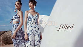 Fashion Film | Summer Filled