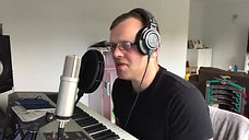 Hallelujah - Cover by Mike Holland
