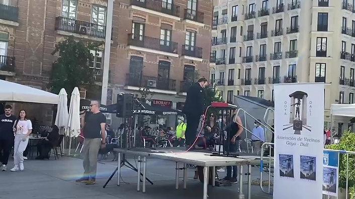 Videos Concurso Plaza de Dalí 2021