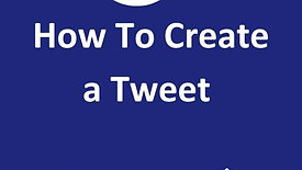 How to Create a Tweet