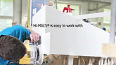 HI-MACS® - Production Spot