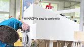 HI-MACS® - Production Spot