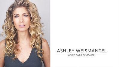 AshleyWeismantel_VoiceOverDemo