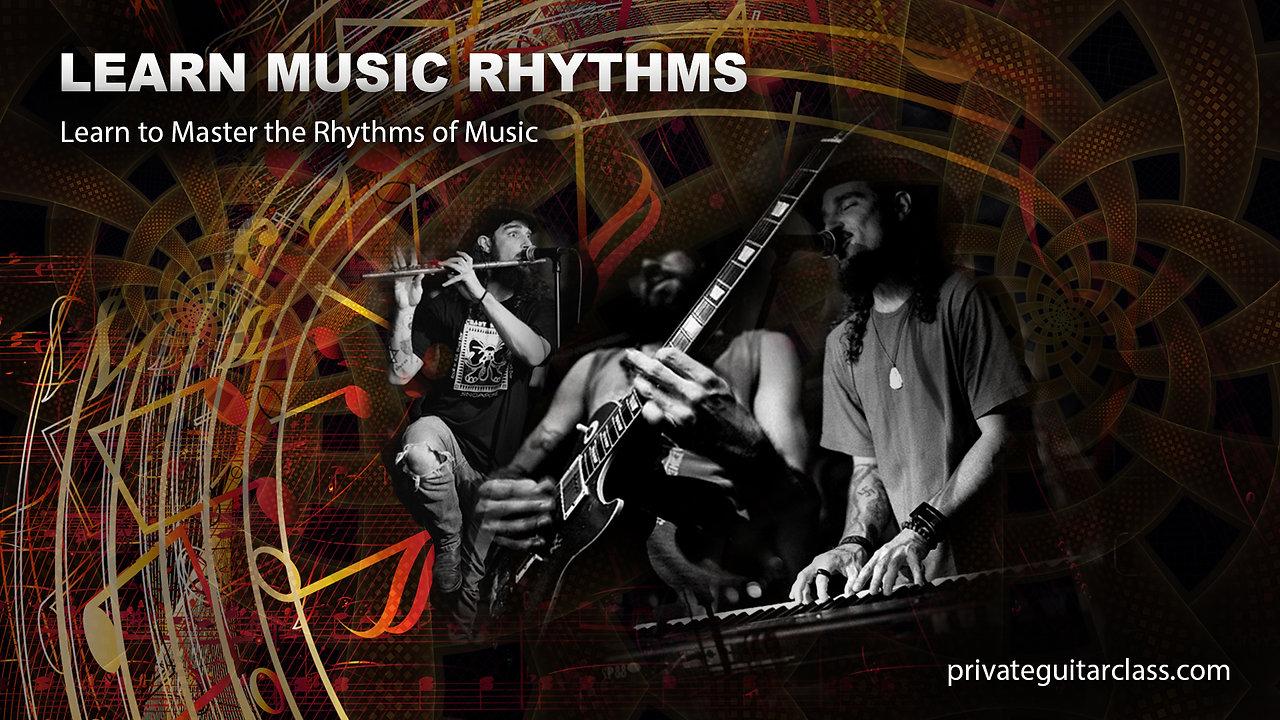 Learn Music Rhythms