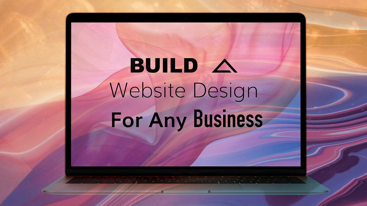 YT_Build A Website Design