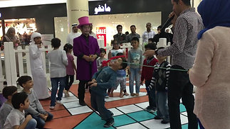 Gignius: video courtesy of Bawadi Mall