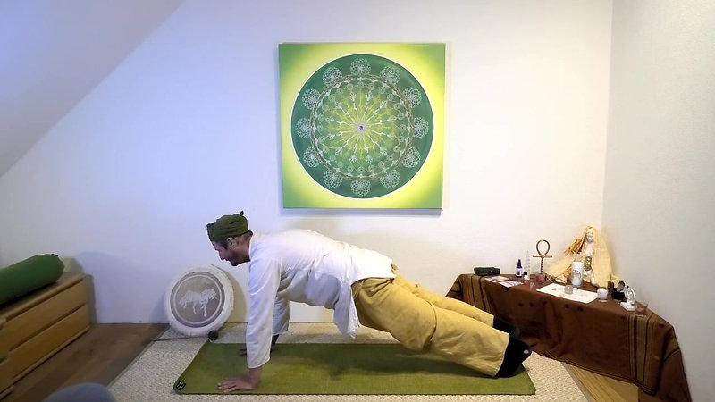 Organ Yoga | Klarheit des Kriegers