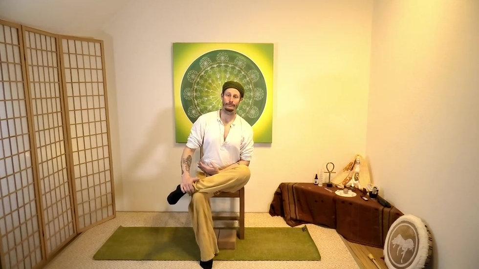 7.30   Livestream Sessel-Yoga