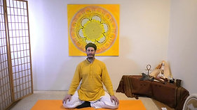 Prāṇāyāma   Bauchgefühl & Intuition