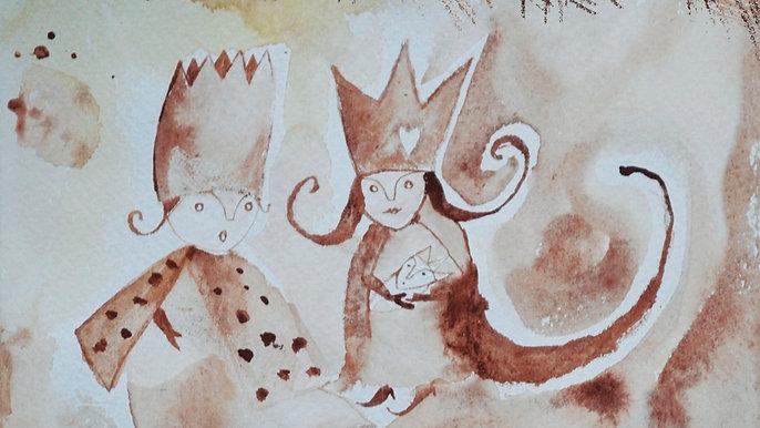 READ ALONG: Rumpelstiltskin Meets Mozart