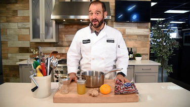 Pre-Thanksgiving Cooking Tips with Celebrity Chef Mark