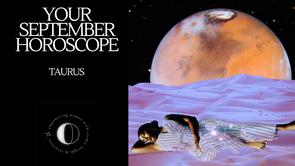 Taurus September Horoscope