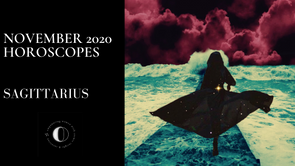 Sagittarius November 2020