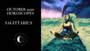 Sagittarius October 2020 Horoscope