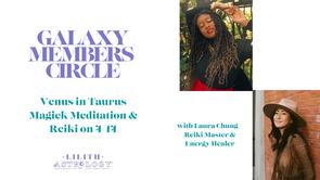 Galaxy Magick Meditation & Reiki Healing