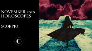 Scorpio November 2020