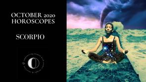 Scorpio October 2020 Horoscope