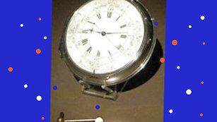 Humans invent clocks, Part C
