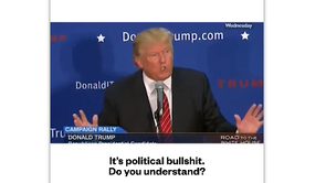 7 Public Speaking Tips From Donald Trump