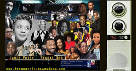Comedy and Black Comedians on The Resource Scholars Show