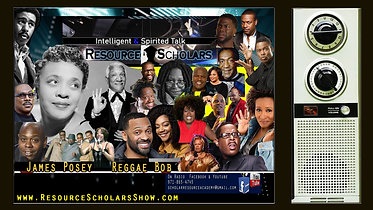 Clip: It's All About Comedy on The Resource Scholars Show