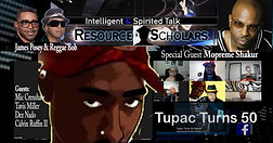 Tupac Turns 50 Special - His Brother Mopreme Shakur Celebrates with Incredible Information EXPLICIT