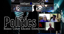 Black Politics on The Resource Scholars Show