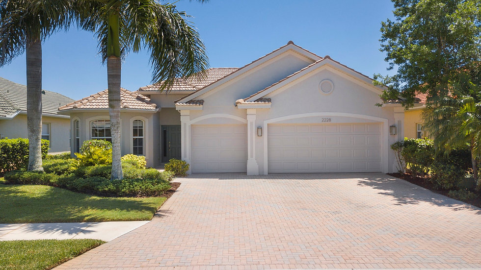 2228 Mesic Hammock Way, Venice Florida.
