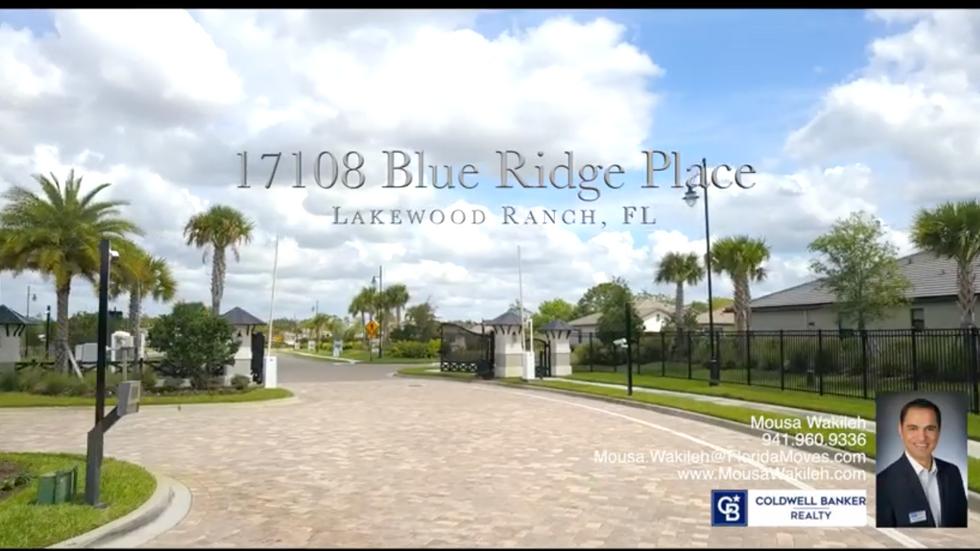 17108 Blue Ridge Place Video - Branded