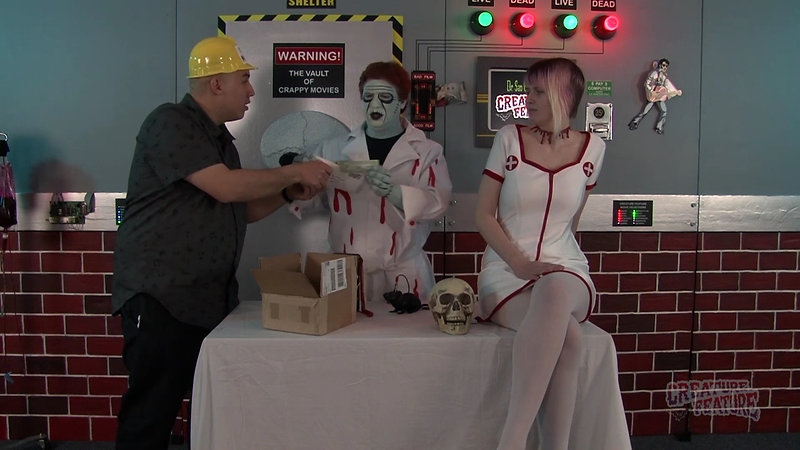 Dr. San Guinary's Creature Feature 806 - Doc's Vacation   HD