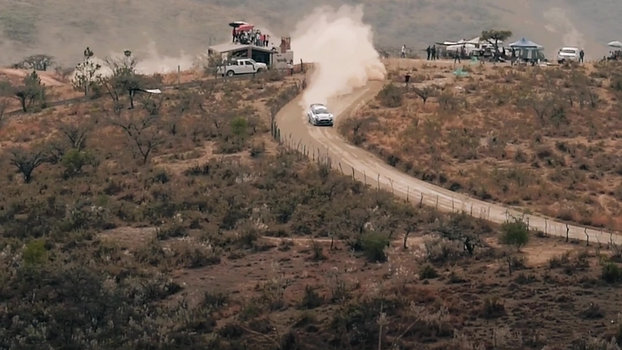 DUST - FIA World Rally Championship
