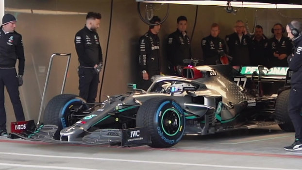 LET THE SEASON BEGIN - Mercedes-AMG Petronas Formula One Team
