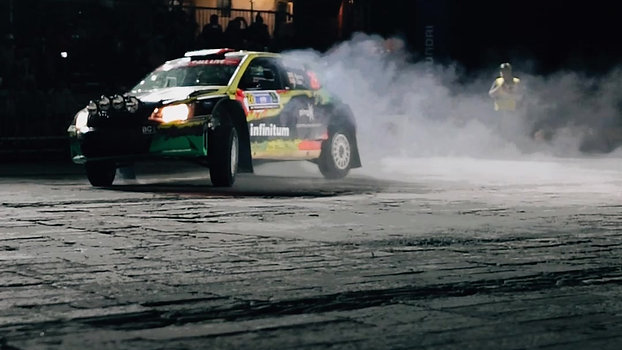 ¡VIVA MÉXICO! - FIA Rally World Championship