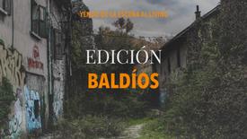 """1° Edición """"Baldíos"""""""