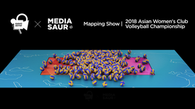 Mapping Show | 2018 Asian Women's Club Volleyball Championship