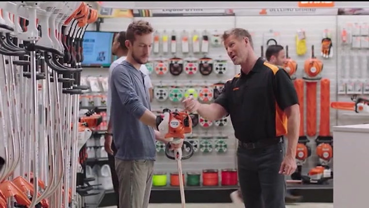 STIHL - Time for Real Help