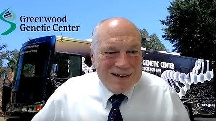 Episode 49: Dr. Steve Skinner, Director, Greenwood Genetic Center