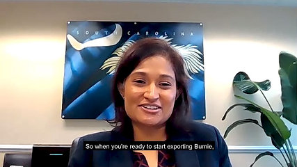 Episode 32: Anita Patel, Deputy Director of International Strategy and Trade Division, S.C. Dept. of Commerce
